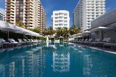 COMO Metropolitan Miami Beach Hotel Miami Beach Miami Florida USA