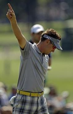 Sunday at The Masters: Ian Poulter