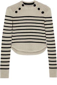 Isabel Marant sweater, $905, net-a-porter.com.   - HarpersBAZAAR.com