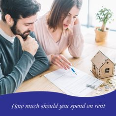How much should you spend on rent Down Payment