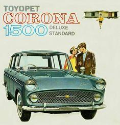 Toyopet Corona