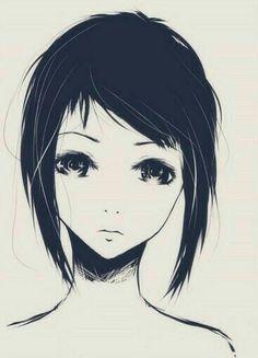 Anime girl. Ari.