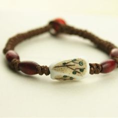 Tree Motif Tribal Bracelet