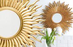 Solspegel – en vacker detalj