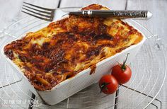 Lasagne Food Photography, Ethnic Recipes, Noodles, Rice, Traditional, Lasagne