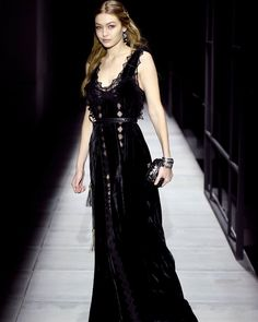 February 9: Gigi walking for Bottega Veneta FW18. @bellahadid @gigihadid #kendalljenner #kendall #bellahadid #bella #kyliejenner #kyliecosmetics #kylie #model #models #sisters #friends #friendship #gigihadid #gigi #hadidsisters #hadid #victorias #victoriasecrets #hadidgigi #zayn #zigi