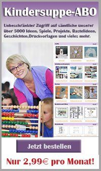 Kindersuppe-ABO bestellen Nur 2.99€ per Monat! Thema Winter Im Kindergarten, Backyard Camping, Holiday Cocktails, Woodland Party, Happy Sunday, Fall Crafts, Pin Collection, Eat Cake, Monat