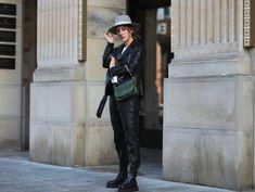 Come scegliere il cappello in base alla forma del viso | Donna Moderna Fendi, Dior, Zara, Louis Vuitton, Love Hat, Green Fashion, Karl Lagerfeld, Leather Pants, Punk