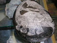 Inca Stones, the Ancient Rock Library: Out-of-place Artifacts (OOPArt)