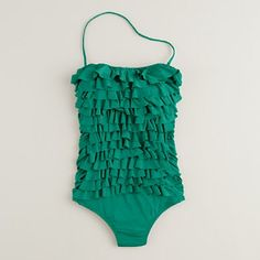 Apparently jcrew has all the cutest swimsuits! Another adorable one...flattering and modest. Love.