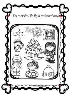 Preschool Activities, Comics, Winter, Crafts, Initials, Winter Time, Manualidades, Kindergarten Activities, Comic Book