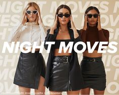 Shop our latest styles of Night Moves at REVOLVE with free day shipping and returns, 30 day price match guarantee. Fashion Graphic Design, Graphic Design Posters, Graphic Design Inspiration, Banner Site, Editorial Design, Editorial Fashion, Fashion Banner, Instagram Story Ideas, Social Media Design