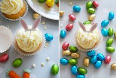 Laura Ashley Blog | JESSICA'S EGG-CELLENT EASTER CUPCAKES | http://blog.lauraashley.com