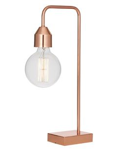 Ava Table Lamp from Coco