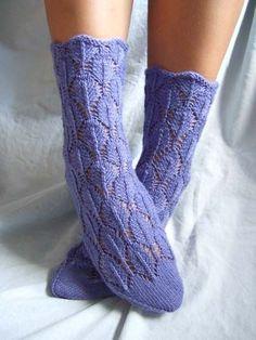 Anne Abrahamsen Knitting