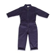 The essential hard working one piece garment designed for childhood. Workwear reinvented for children, jumpsuit, boilersuit, coverall . Childrenswear made in Britain Red Bar, Zip Puller, Boiler Suit, Leg Cuffs, Work Wear, Jumpsuit, One Piece, Rompers, Engineer