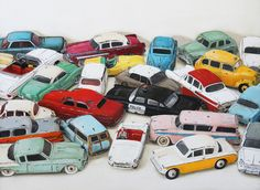 Dinky Toys by Holly Farrell