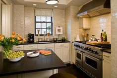 9 Ways to Make Your Kitchen Feel Bigger (Cultivate.com)