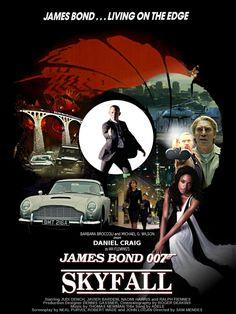 Bond poster art