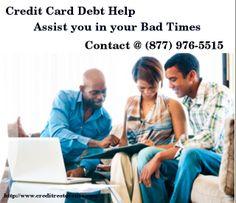 Professional Credit Card Debt Help