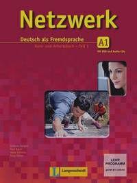 Netzwerk A1: Kurs und Arbeitsbuch (+ Audio CD)