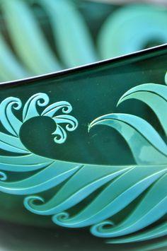 Fern vase. #turquoise #flowervase #fern