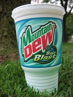 Baja Blast - Have driven 20 Miles to Taco Bell just for this Drink