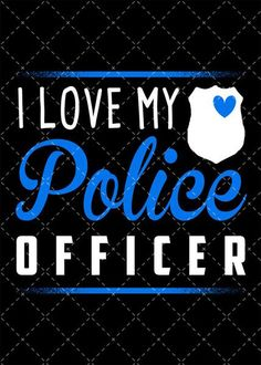 This custom vinyl sticker is not sold in stores and available only for a limited time. Perfect for your laptop or car. Sticker measures by Police Officer Quotes, Police Officer Wife, Police Officer Requirements, Police Quotes, Police Girlfriend, Cop Wife, Police Wife Life, Police Family, Police Love