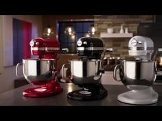 The KitchenAid® Pro Line® series Bowl-Lift Stand Mixer has the largest capacity and is the most powerful, best performing KitchenAid® Stand Mixer ever. Kitchenaid Mixer Reviews, Kitchenaid Pro, Kitchenaid Stand Mixer, Stand Mixer Reviews, Best Stand Mixer, Spiralizer Recipes, Mixers, Kitchen Aid Mixer, How To Find Out