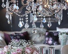 Plafoniere Cristallo Boemia : 42 fantastiche immagini su gocce in cristallo swarovski o molati