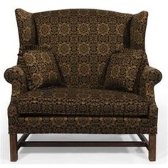 HomeSpun High Back Sofa with Rolled Arms by Star at Saugerties Furniture Mart