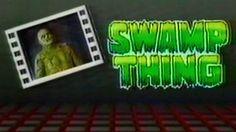 1989 - Promo - SWAMP THING w/Adrienne Barbeau - Premieres Monday @ 8PM o...