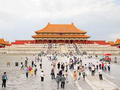 #7A The Forbidden City, China | www.piclectica.com #piclectica