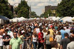 Allentown Art Festival   Buffalo, NY