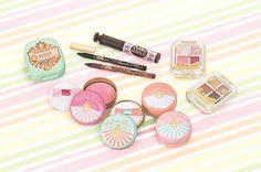 cute cosmetics from Shiseido