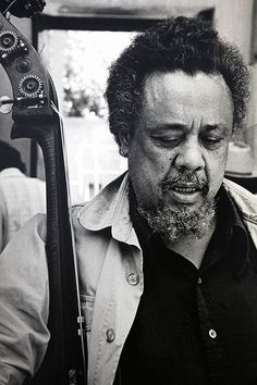 "Charles Mingus, UC Berkeley Jazz Festival      1976: who MADE ""Haitian Fight Song""!"