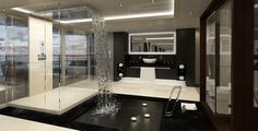 wow! check out this shower