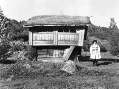 Galleri NOR; Setesdal Rygjestadloftet 1934