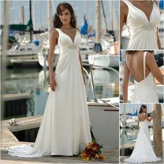 Maggie Soroto satern gown