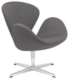 Fauteuil Pivotant En Tissu ELECTA Fauteuil Pivotant Calligaris - Formation decorateur interieur avec fauteuils pivotants design