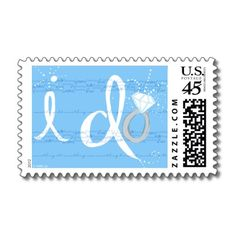 I Do Diamond Stamp