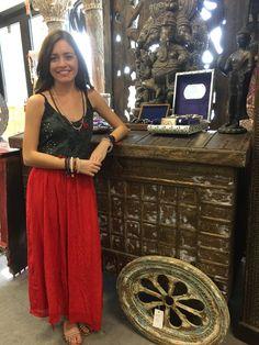 Bohemian Gypsy Skirts: Bohemian Gypsy Festive Maxi Skirts