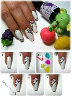 Tutorial nails