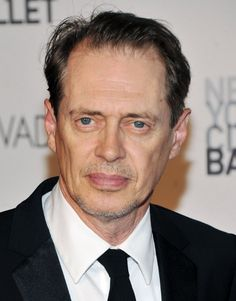 Steve Buscemi - Actor, Writer, Director & Producer. One of the best!