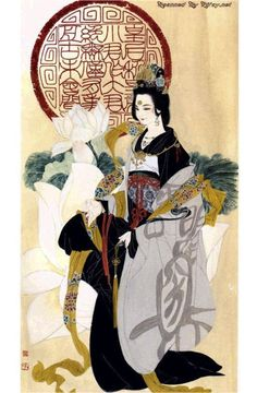 Wu Zetian (625 – 705) was the only empress to ever rule China and hold the title Huangdi. After being a concubine to Tang Emperor Taizong, she became the wife of his son and successor Emperor Gaozong in 655 and effectively ruled China from 660 on, eventually establishing her own Zhou Dynasty (690 – 705).