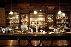 Staying in Brooklyn? Check out the Clover Club in Carroll Gardens. Everything there is delicious. #BGWarmUp