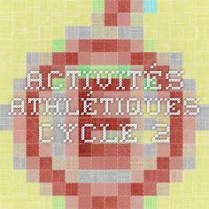 Activités athlétiques Cycle 2