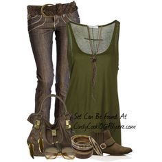 """""""Earth Colors"""" by cindycook10 on Polyvore"""