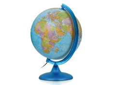 Nova Rico 25cm Night and Day Illuminated Globe - Availability: in stock - Price: £35.99