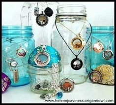 Origami Owl. love this idea for displaying necklaces